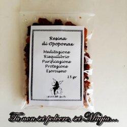Resina di Opoponax