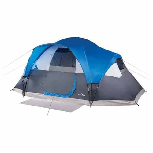 C&ing With Aldi Part 1 Tents and Bedding  sc 1 st  ALDI REVIEWER & Adventuridge 4-Person 9u0027 x 7u0027 Dome Tent | ALDI REVIEWER