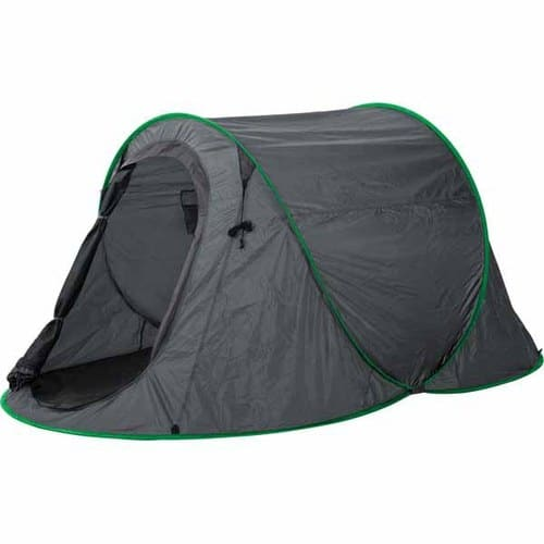 adventuridge pop up tent camping with aldi part 1  tents and bedding   aldi reviewer  rh   aldireviewer