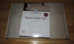Huntington Home Queen Sheet Set