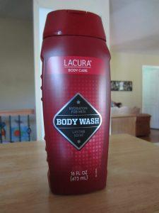 Lacura Body Wash For Men
