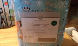 Huntington Home Flannel Sheet Set