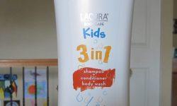 Lacura Kids 3 in 1 Shampoo + Conditioner + Body Wash