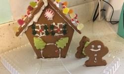 Aldi Gingerbread House