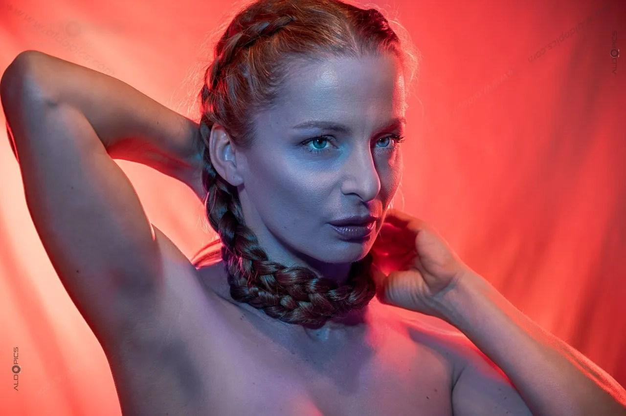 Female Beauty Shot by aldoPics