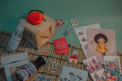 Artsy Finds at Craft Story Cebu