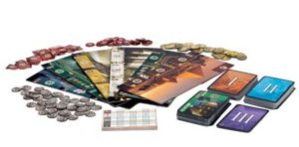 I Giochi Sul Nostro Tavolo 7 Wonders Aleator Aps