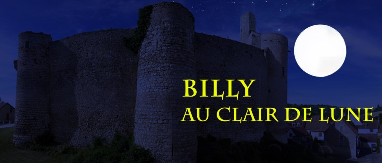 Billy au clair de lune