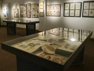 """""""Cures d'eaux et réjouissances publiques"""" exposition et livre sur les caricatures à Vichy"""
