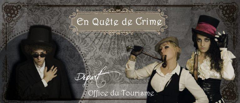 En quète de crime - 2018 - Vichy