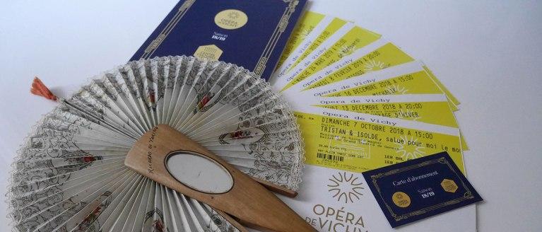 Saison 2018/2019 à l'Opéra de Vichy