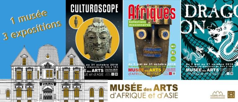Musée des Arts d'Afrique et d'Asie de Vichy