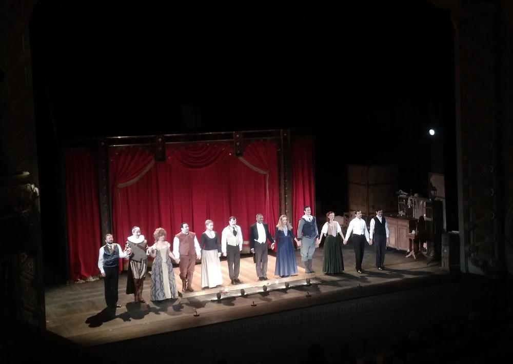 """""""Edmond"""" à l'Opéra de Vichy"""