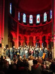 Les Choeurs de l'Armée Rouge en concert à Vichy