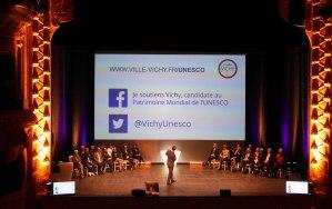 Je soutiens Vichy candidate au patrimoine mondial UNESCO
