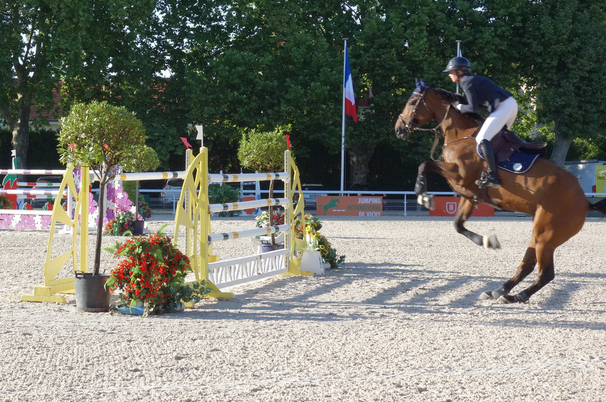 Jumping International 2018 à Vichy