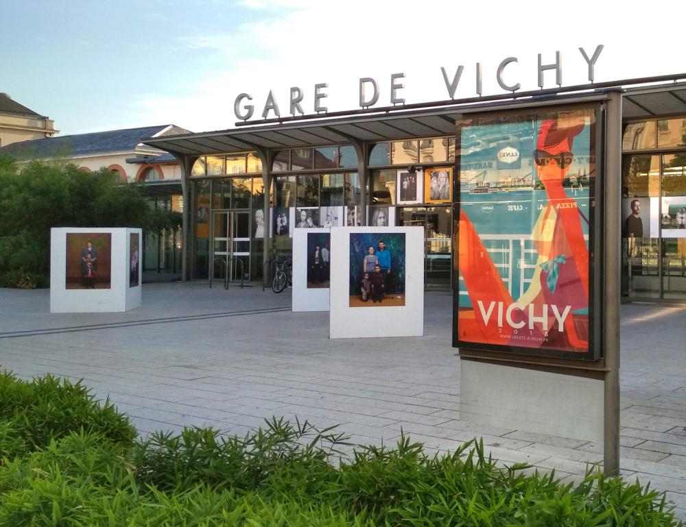 Festival Portrait(s) - Vichy - 2018