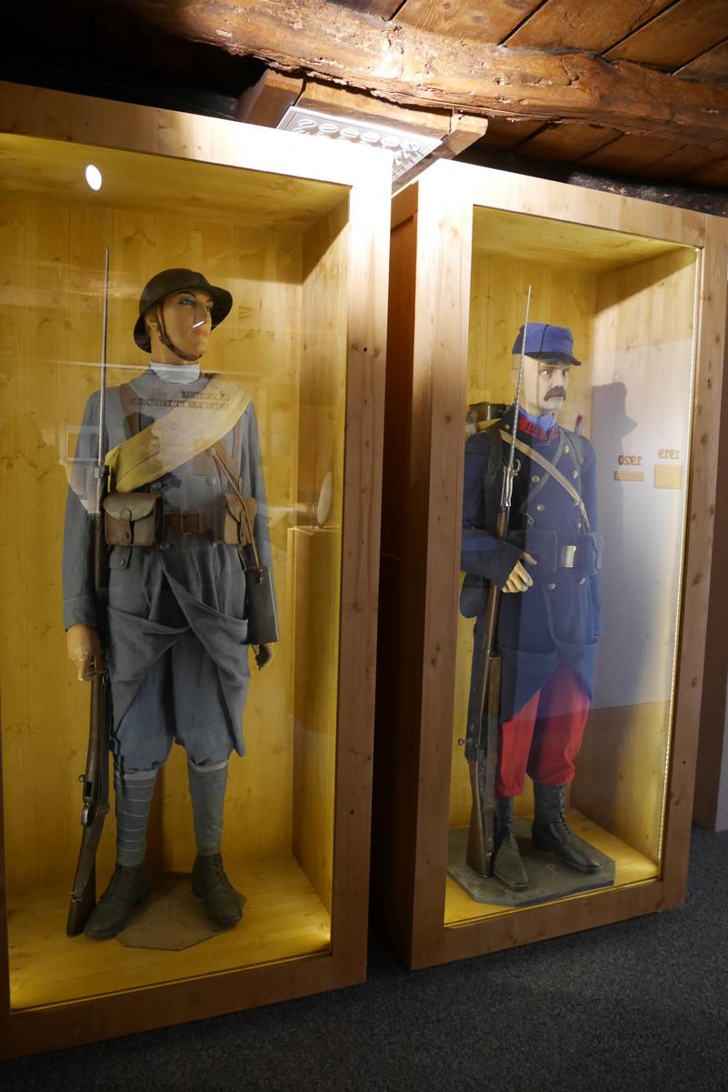 Historial du paysan soldat