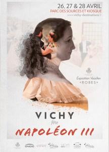 Fête Napoléon III - Vichy - 2019