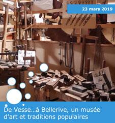 "Musée ""De Vesse...à Bellerive"""