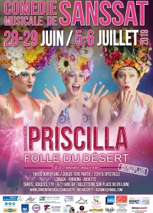 Comédie Musicale Sanssat 2019