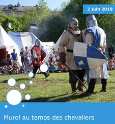 Les Médiévales de Murol - 2019
