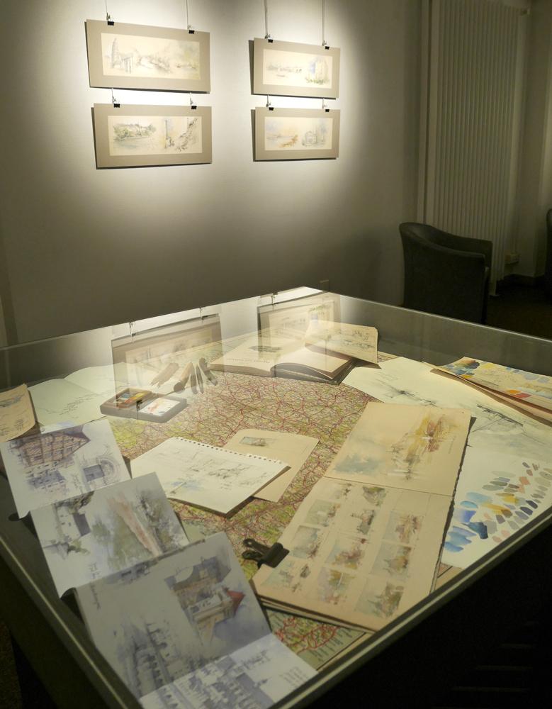 Exposition Loire, un voyage sur les pas de William Turner