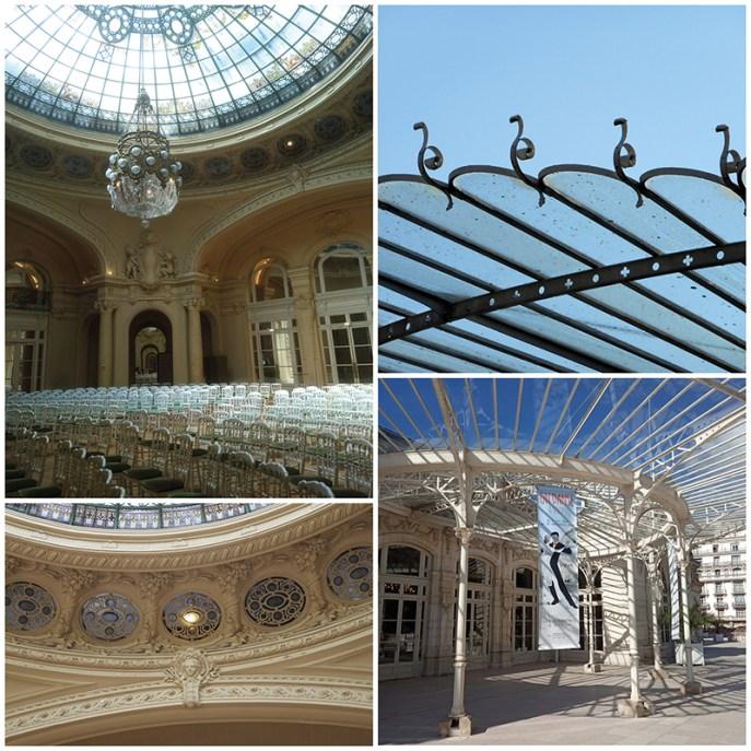 Le Palais des Congrès de Vichy