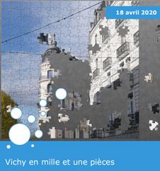 Vichy en mille et une pièces - puzzles en ligne