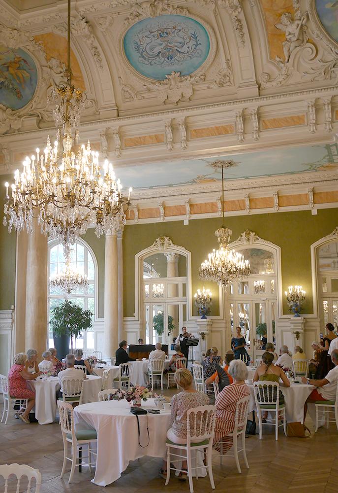 Le thé de l'Empereur - été 2020 à Vichy
