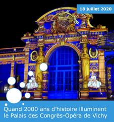 Lumières sur le Bourbonnais 2020 à Vichy