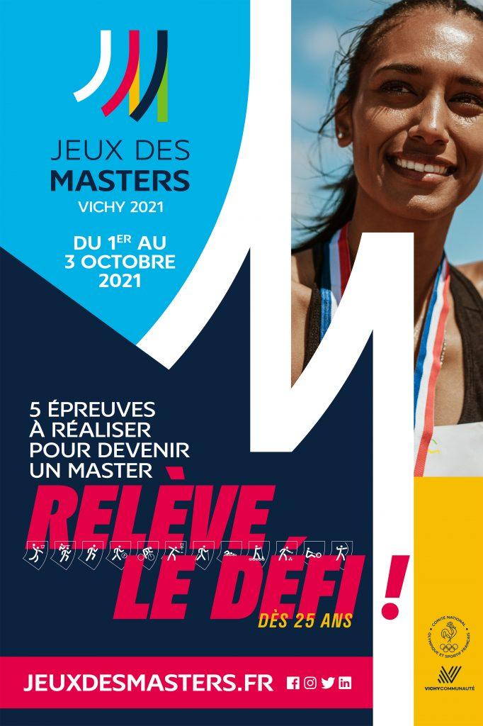 Jeux des Masters Vichy 2021