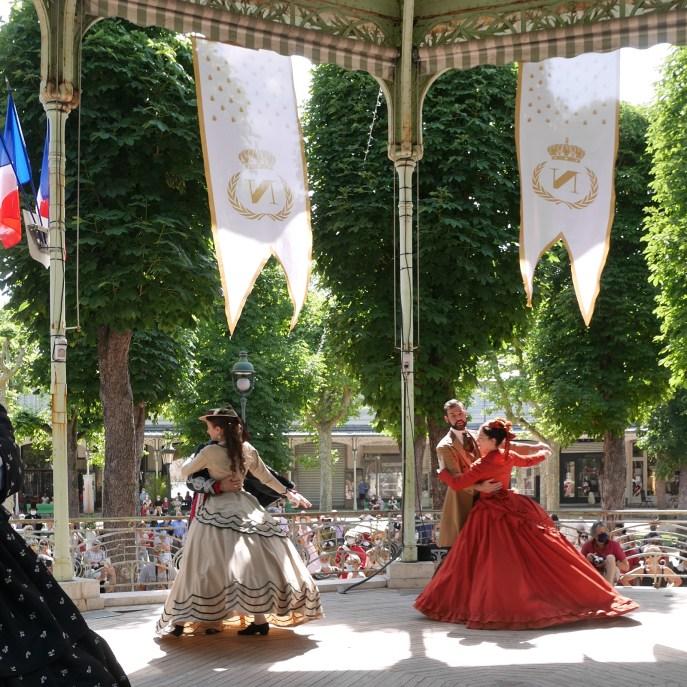 Fête Napoléon III 2021 à Vichy