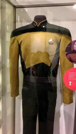 Star Trek suit Data