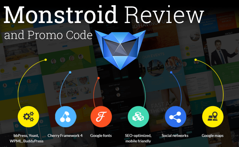 Monstroid review and template monster discount code go check template monster maxwellsz