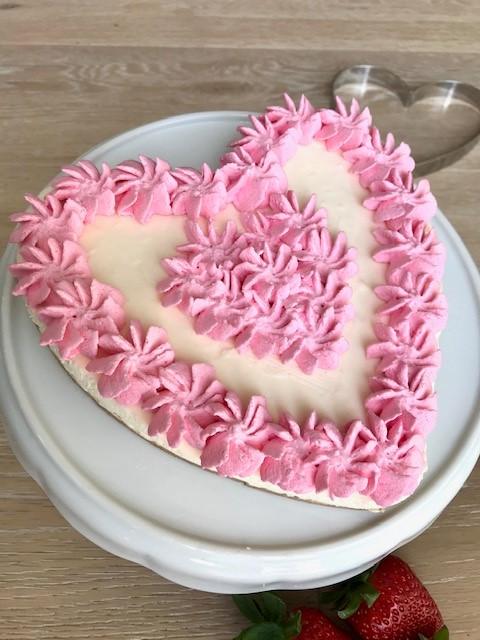 Cheesecake classica senza cottura