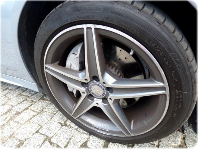 Mercedes C250 AMG Line