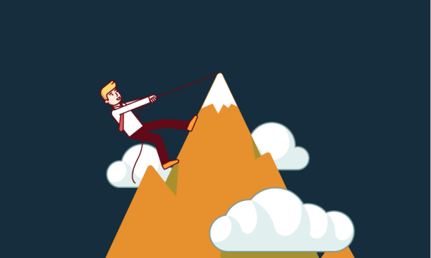 It's a long way to the top…