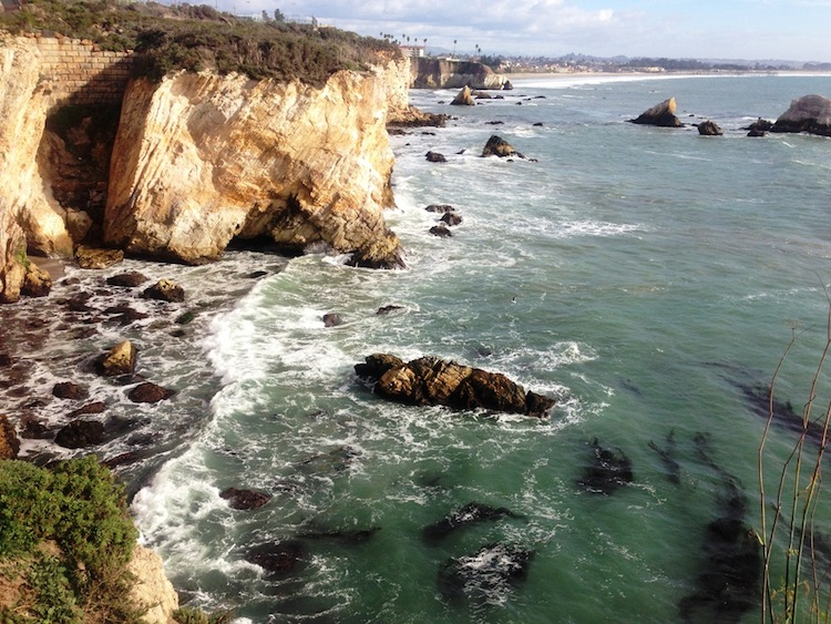 The Cliffs at Shelter Cove, Northern California (January)