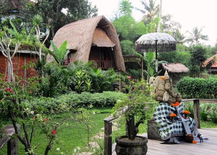 'Yoga Barn', Ubud, Bali (February)