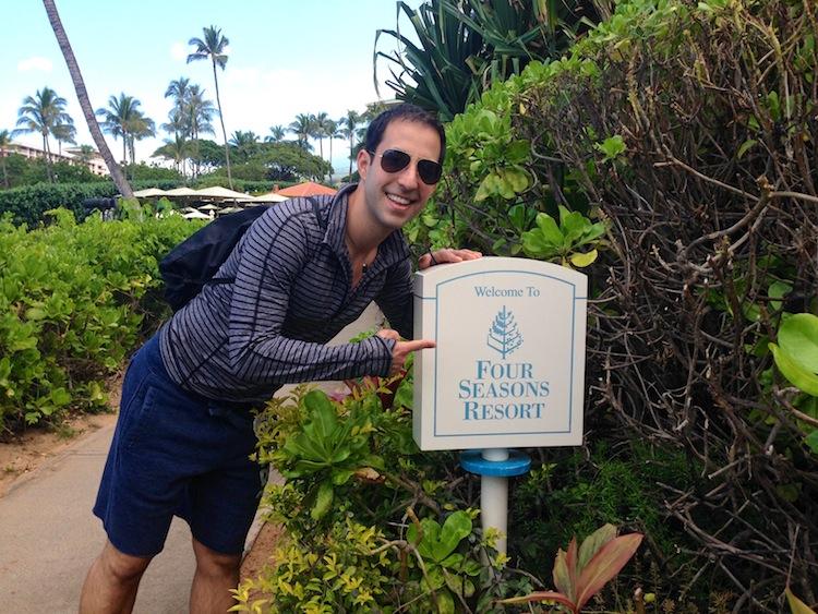 Hotel Four Seasons Maui