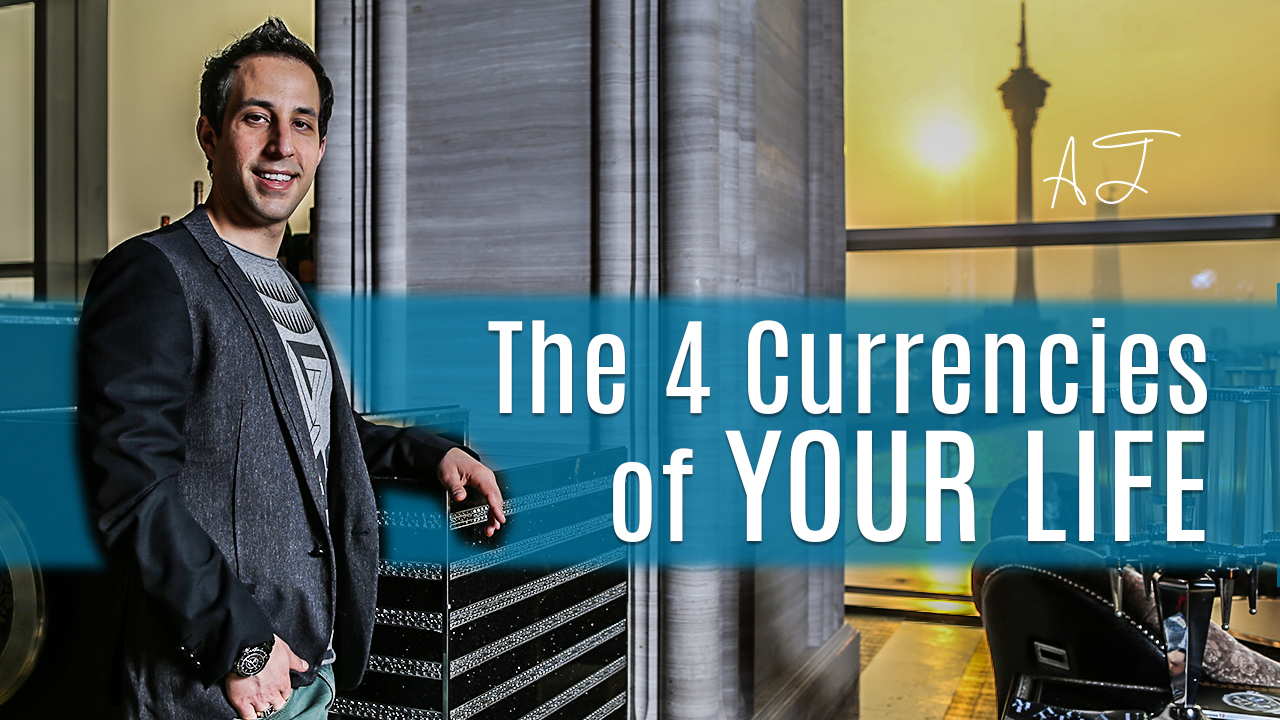 The 4 Currencies of Your Life – Poker Life
