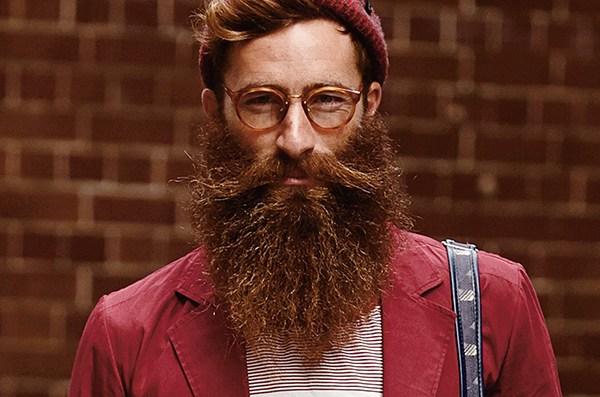 Il beardMarketing di hipster, yuccie e millennials.