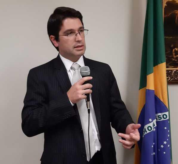 Francisco Morsch, único juiz titular, vai ser removido da Comarca de Alegrete