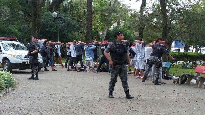Brigada Militar extingue o GOE, Grupo de Operações Especiais, em Alegrete