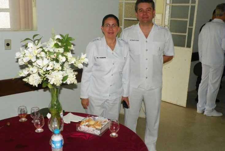 Solenidade militar comemora 123 anos de existência do Hospital de Guarnição de Alegrete