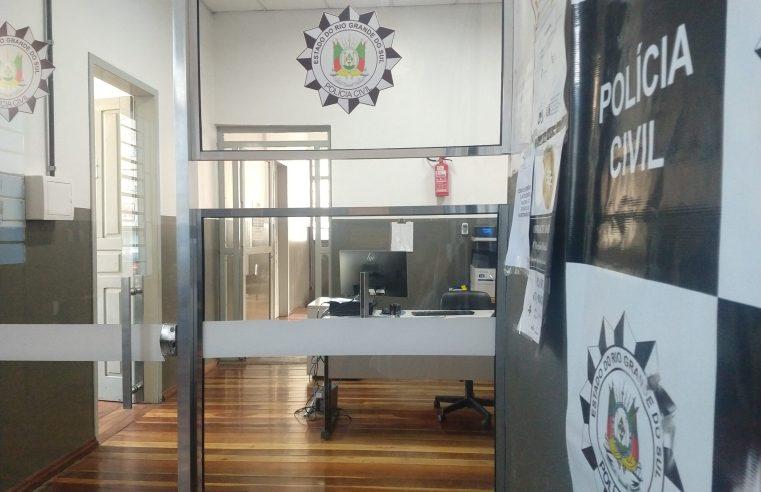 Delegado de Polícia, de Alegrete, pede que população utilize serviços online para ocorrências; há suspeita de surto da Covid-19 entre policiais