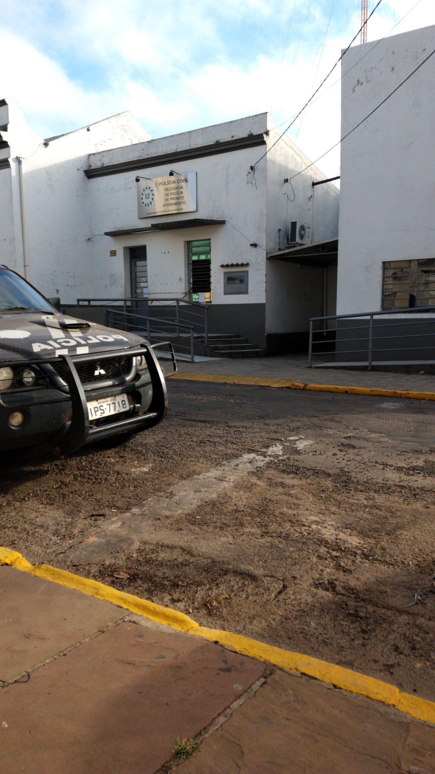 Trabalhador é roubado em rua da Vila Nova