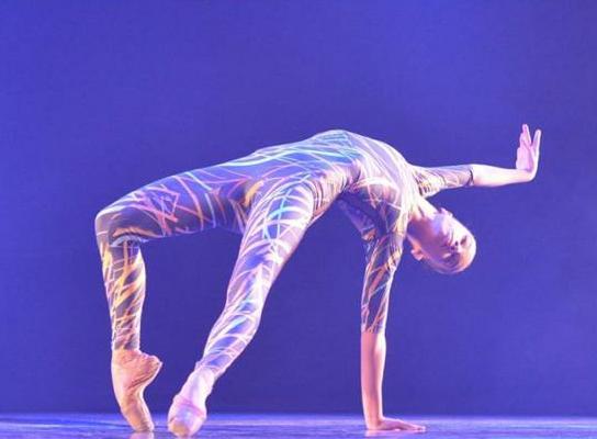 Esther Brandolt Goldemberg, mais uma talentosa bailarina alegretense