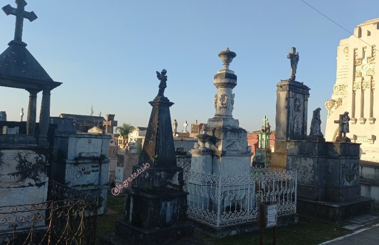 Fatalidade em família: tio sofre mal súbito e morre no enterro do sobrinho no cemitério Municipal